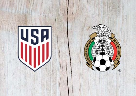 USA vs Mexico Full Match & Highlights 12 September 2018