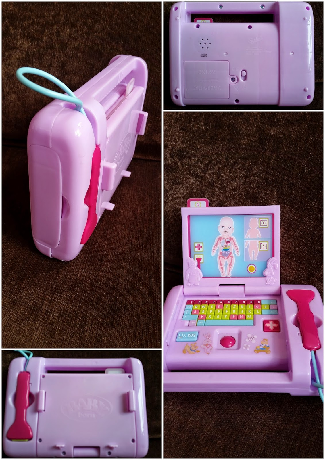 Baby Born Laptop