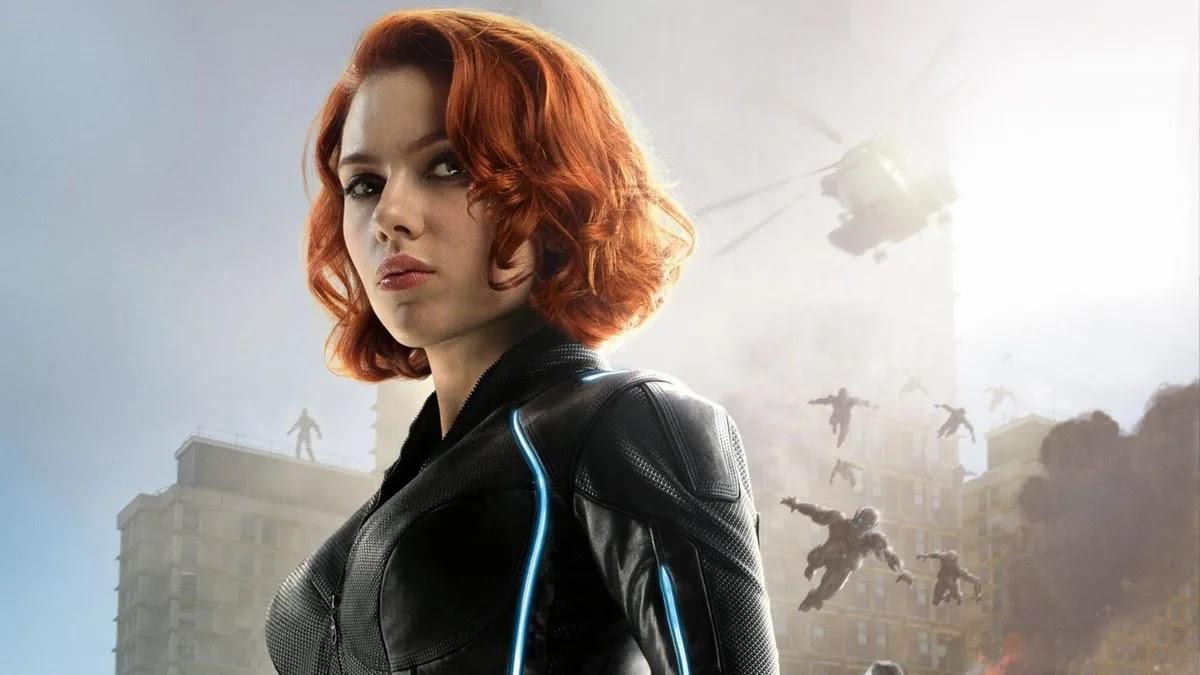 Scarlett Johansson indica que Viúva Negra se tornará uma franquia