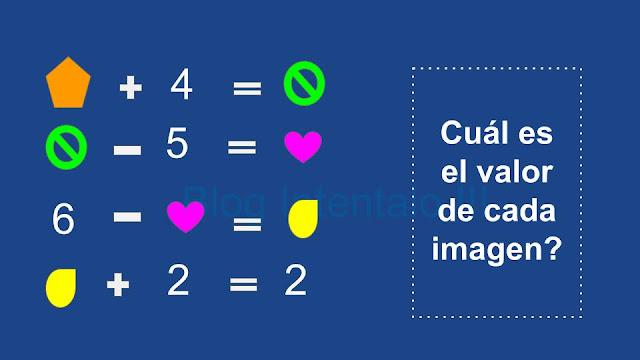 Matemáticas que ejercitan la mente