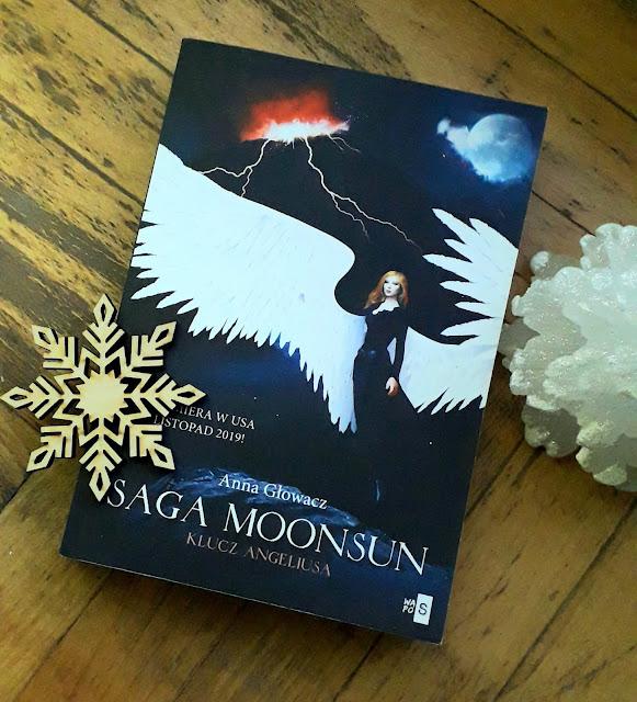 Saga Moonsun Anny Głowacz - Czy klucz Angeliusa otworzył moje serce? [recenzja]