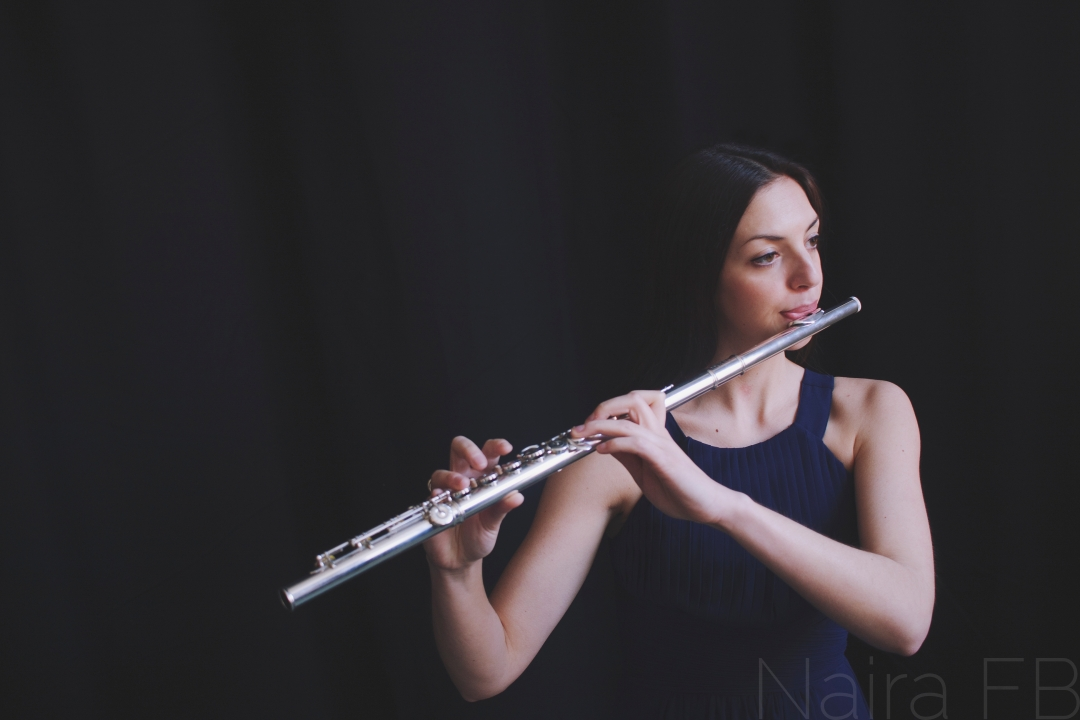 Nina Rupnik, flute