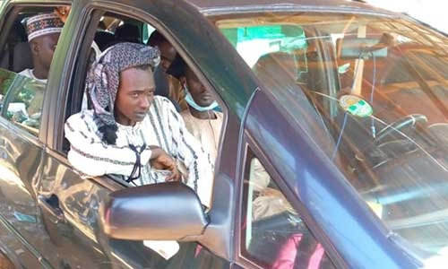 Drama As Kidnapped Driver Finds His Kidnapper Among Passengers