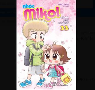 Nhóc Miko! Cô Bé Nhí Nhảnh 33 ebook PDF EPUB AWZ3 PRC MOBI
