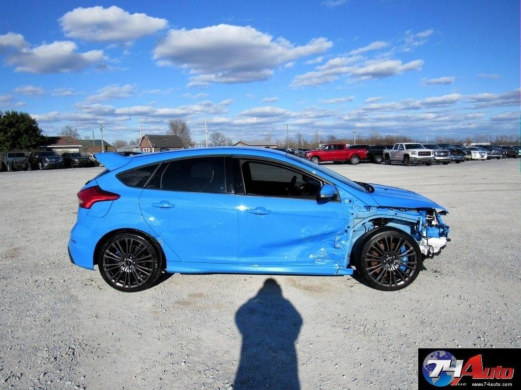 ford focus rs en venta en ebay baratito foros de debates de coches. Black Bedroom Furniture Sets. Home Design Ideas