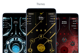 ARC Launcher Pro 2019 Themes,DIY,Wallpaper,Lock v30.1 [Patched] APK