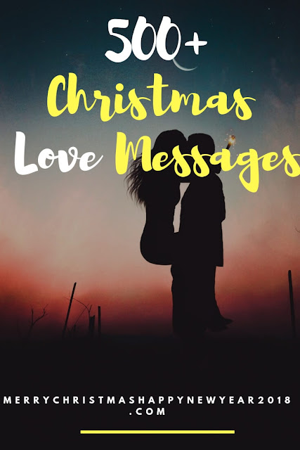 Merry Christmas Love Messages for Girlfriend