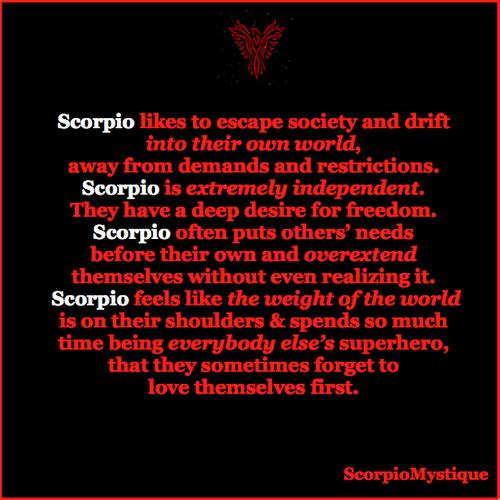 9 Scorpiomystique Scorpio Traits Ecards Compilation   Scorpio Quotes