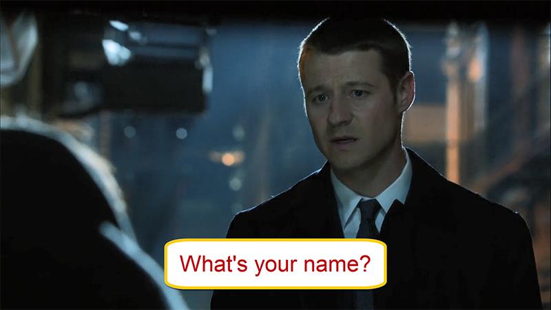 Bahasa Inggrisnya Siapa Namamu
