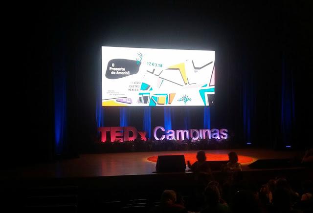 TEDx Campinas - O Presente do Amanhã