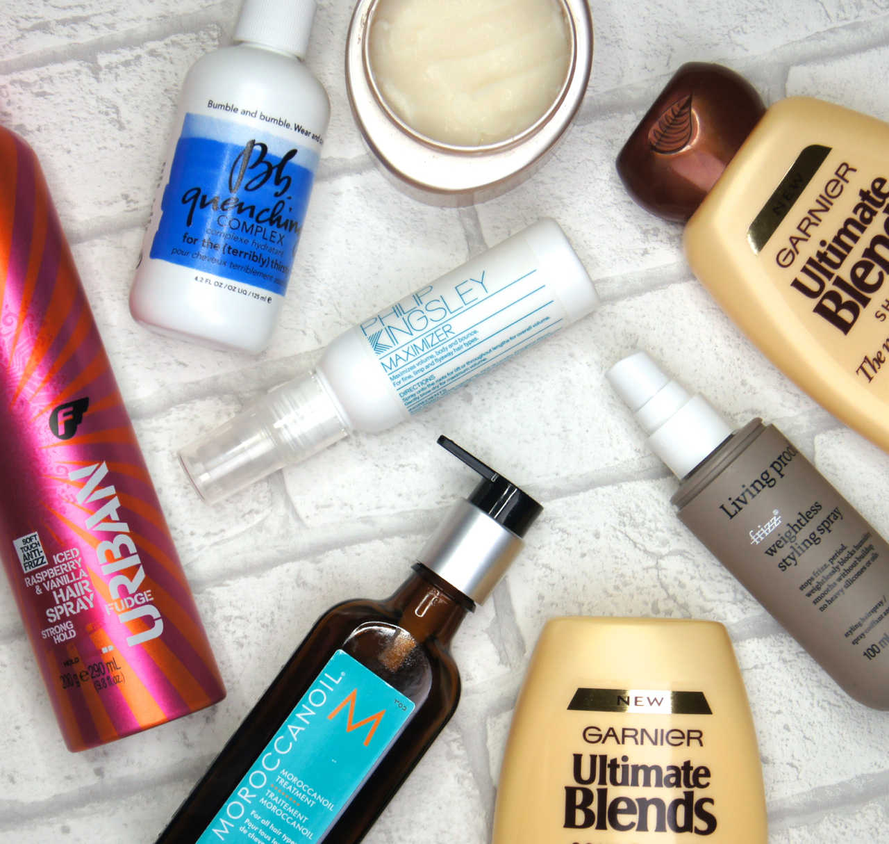 haircare favourites 2015