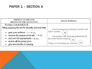 spm 2007 english paper 1 directed writing answers Sample answer spm english paper 1 2005 english sample answer (spm 2001 - 2007) 1 guidelines for english language paper 1, section a (directed writing.