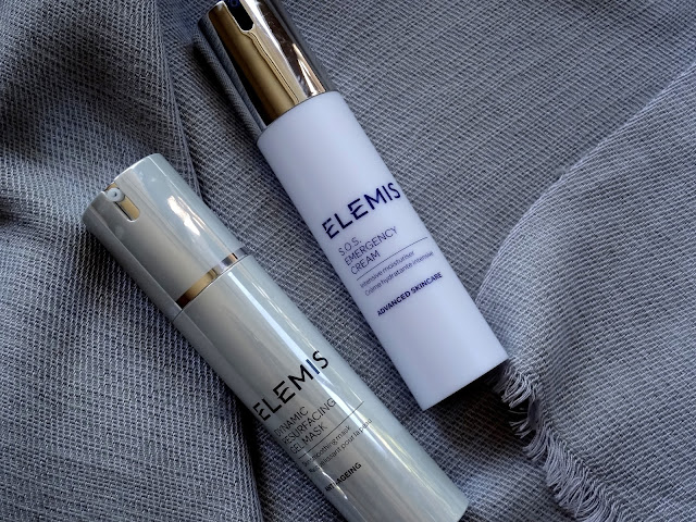 ELEMIS Dynamic Resurfacing Mask and S.O.S Cream