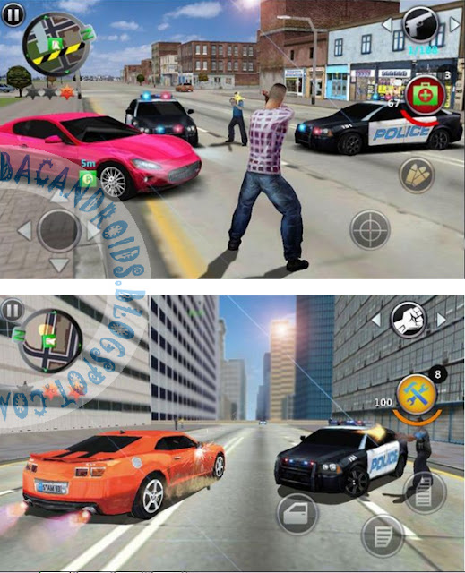 Game Grand Gangster 3D Apk android