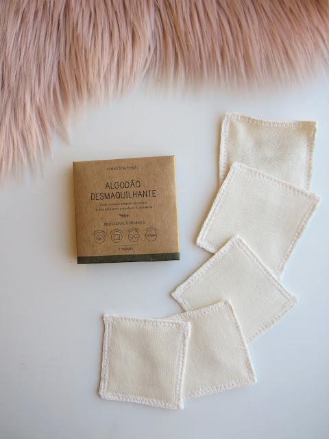 Reusable Cotton Makeup Remover