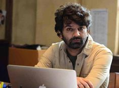 "Barun Sobti in Episode 6 Hindi Movie ""Asur"" Web Series"