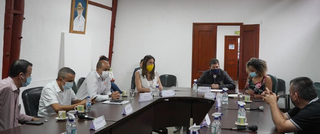 Risaralda tendrá SENA Étnico en el corregimiento de Santa Cecilia, Pueblo Rico