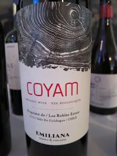Emiliana Coyam 2012 - Colchagua Valley, Chile (90+ pts)
