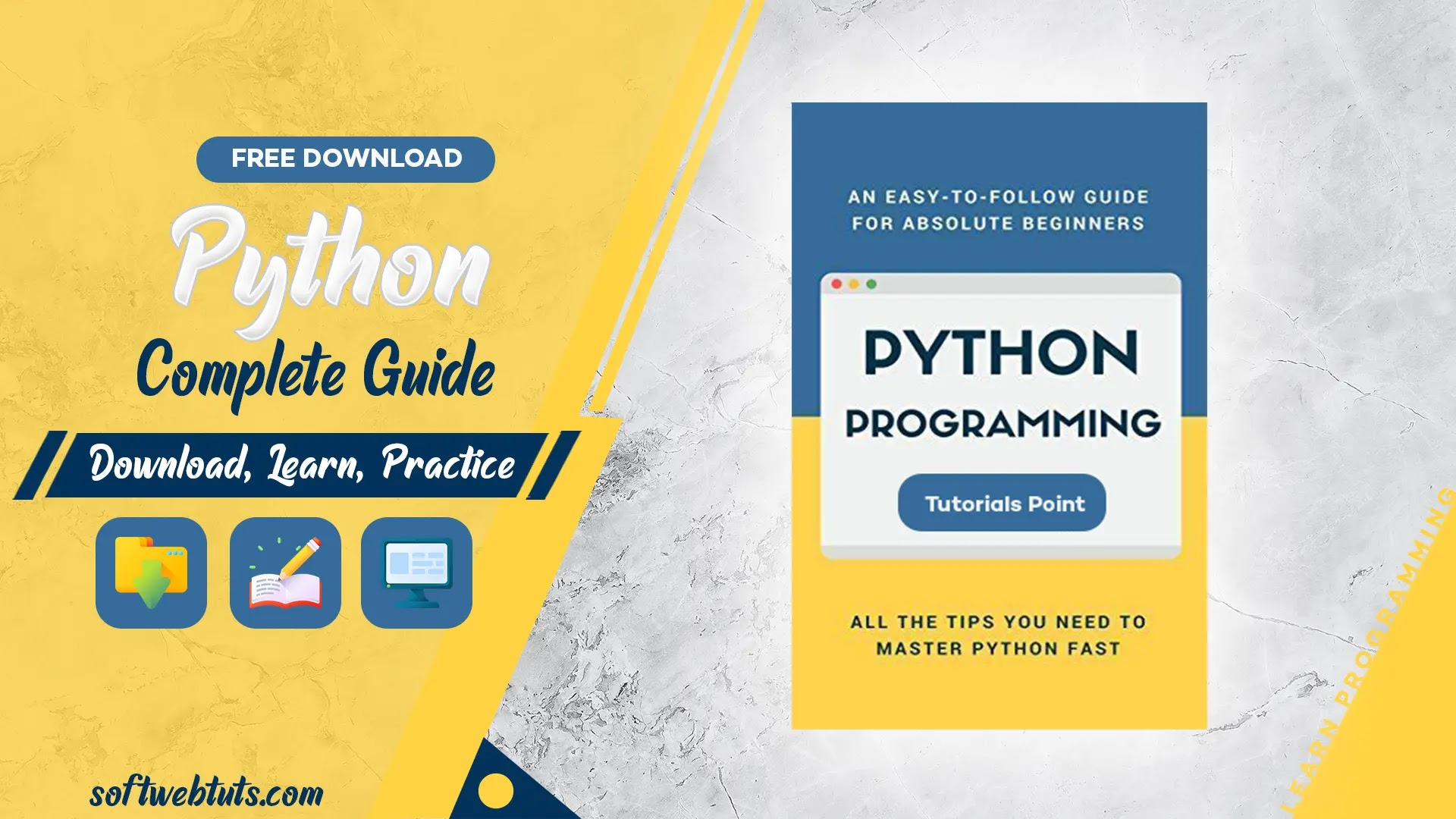 Python Programming - Complete Guide - PDF Book