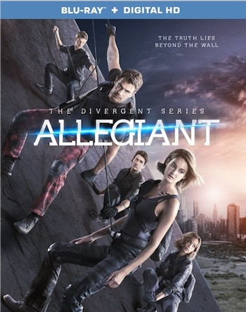 Allegiant 2016 Hindi Dual Audio BluRay 300Mb 480p