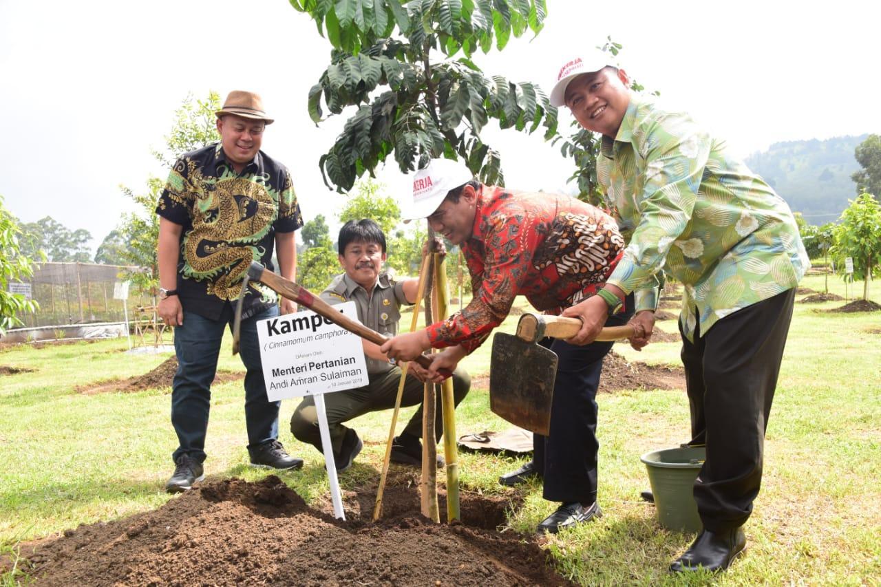 Mitrapolisi Jawa Barat Kementerian Pertanian Ri Membagikan Sekira