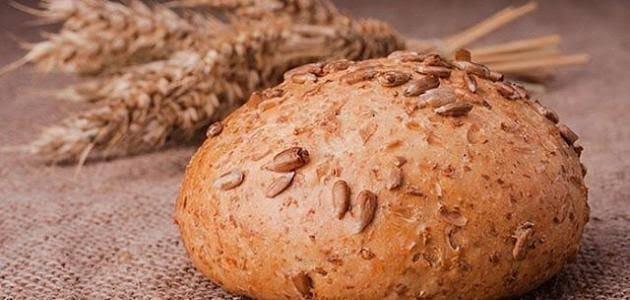 خبز الشعير بدون دقيق أبيض
