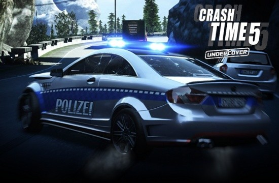 Crash Time 5 Undercover - Full PC Game Download