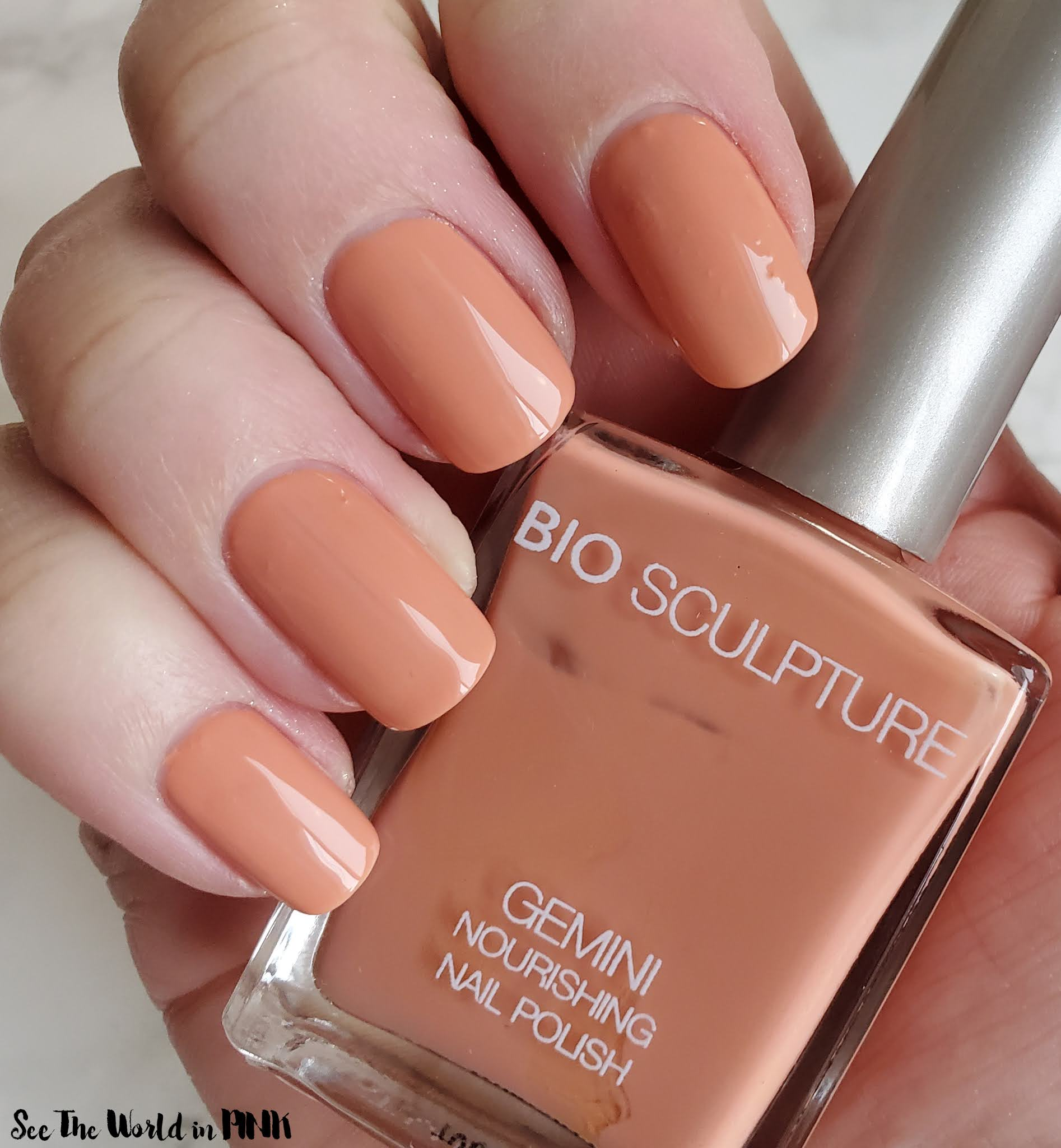 Manicure Monday - Bio Sculpture My Winter Garden Polish Collection Swatches
