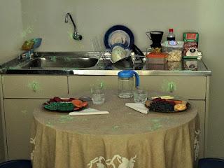 Contaminação Visível em Cozinha (Museu de Ciência e Tecnologia da PUCRS)