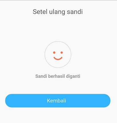 Cara Mengatasi Lupa Password Account Mi Mi Cloud Media Android