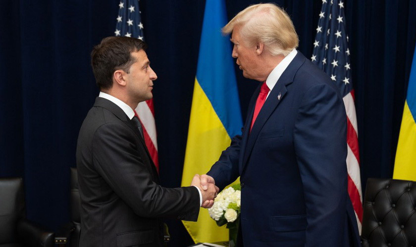 Білий дім брехав про роль України