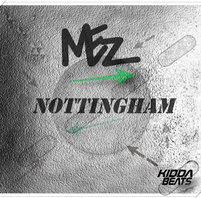 MEZ - NOTTINGHAM EP Cover