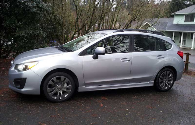 2012 Subaru Impreza 2.0i Sport Premium - Subcompact Culture