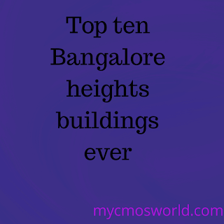 Top ten height buildings ever