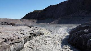 SUBIRA EL NIVEL DEL MAR? derritimiento de Groenlandia preocupa al mundo.