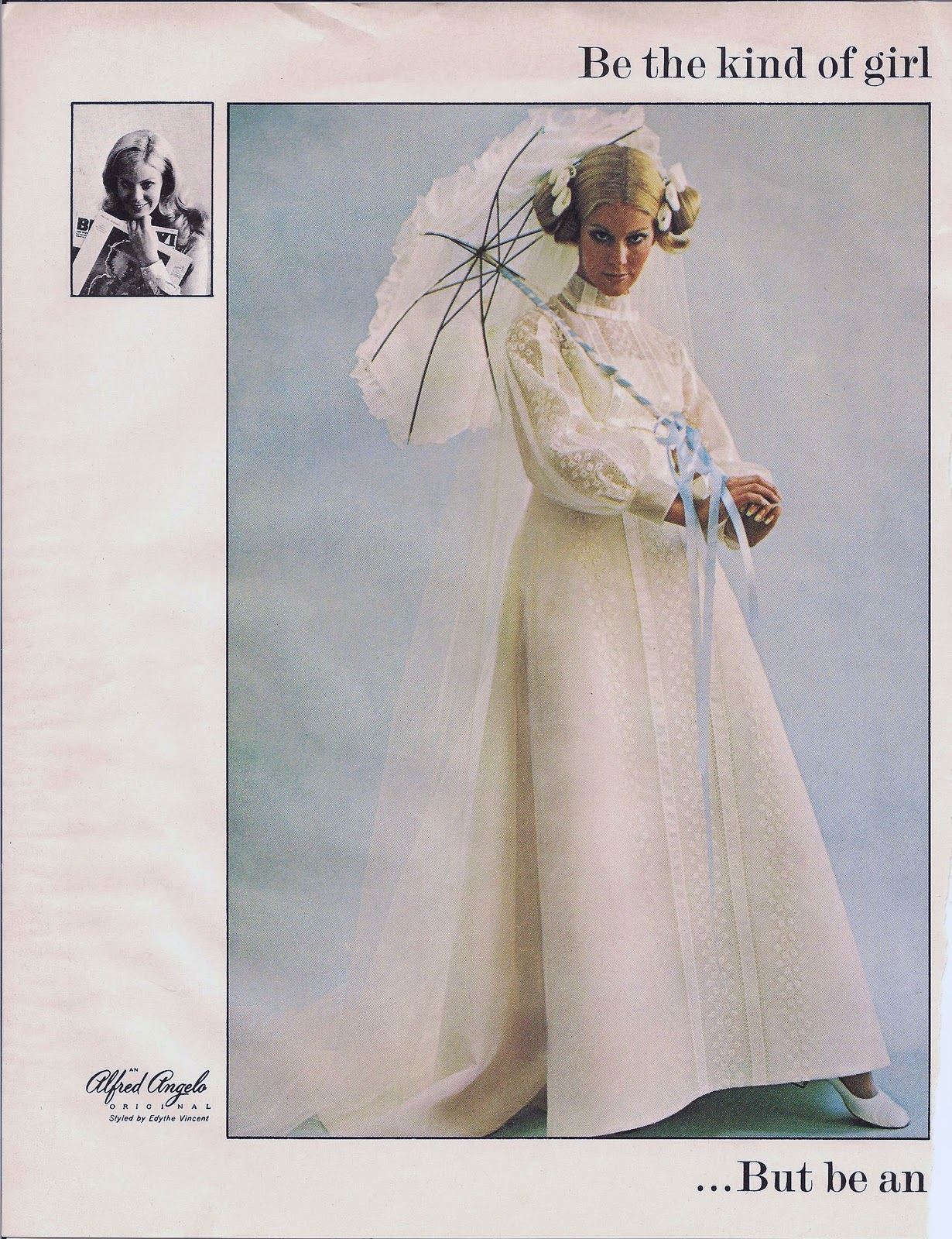 Royal Wedding Magazine Vintage Retro Dress Photos Bride S Spring 1970