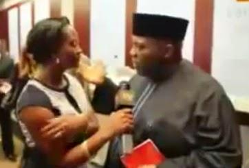 okupe nigeria trains video