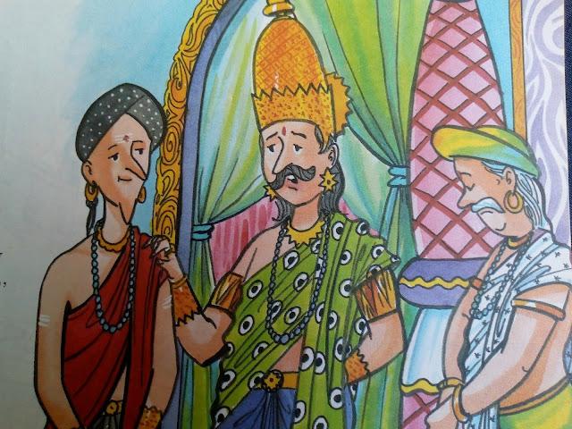 hindi kahani  Praja ne raja ka swagat kyu  nahi kiya