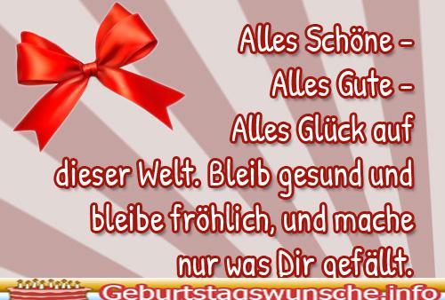 Schöne Geburtstag Gedichte Wünsche Zum Geburtstag