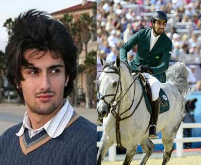 Pangeran Mutaib bin Abdullah anak Raja Saudi Arabia