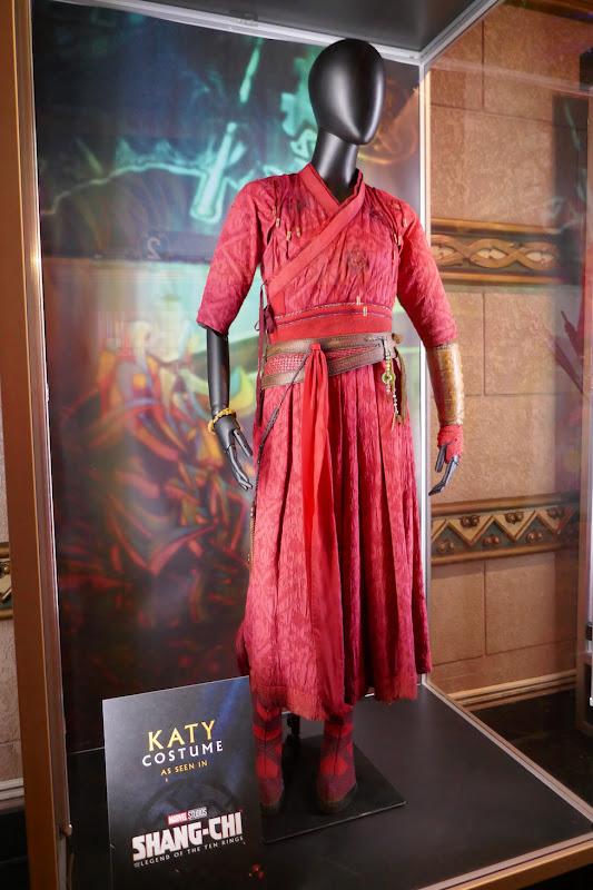 Awkwafina Shang-Chi Ten Rings Katy film costume