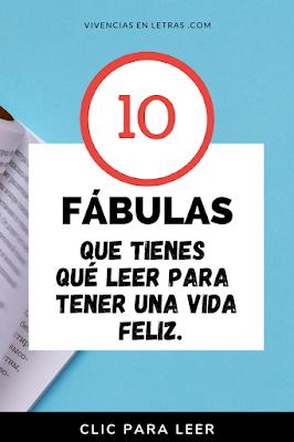 Leer 10 Fábulas de la felicidad