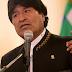 Evo Morales expresa solidaridad con Lula ante el 'golpe judicial'