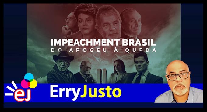 VÍDEO: CAPÍTULO 6: IMPEACHMENT: DO APOGEU À QUEDA | CONGRESSO BRASIL PARALELO | [OFICIAL]