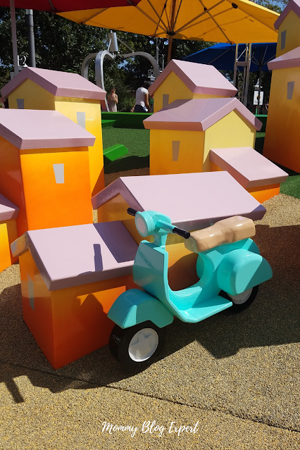Pixar Putt Disney Luca Movie Theme Mini Golf