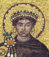 El emperador Justiniano I