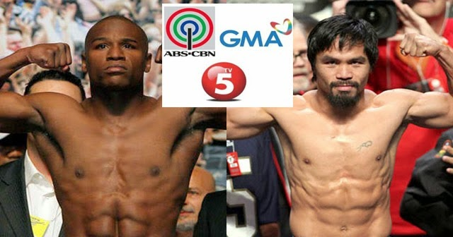 GMA Network Allows TV5 and ABS-CBN to Show Manny Pacquiao ...