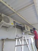 Jasa pemasangan AC di Malang