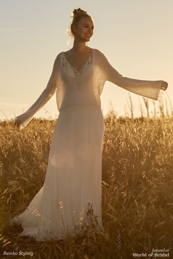 Rembo Styling 2018 Wedding Dresses World Of Bridal