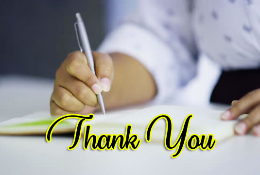 You want to Download Thank you images 2021